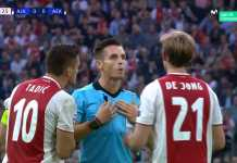 Hasil Ajax Amsterdam vs AEK Athens, Liga Champions