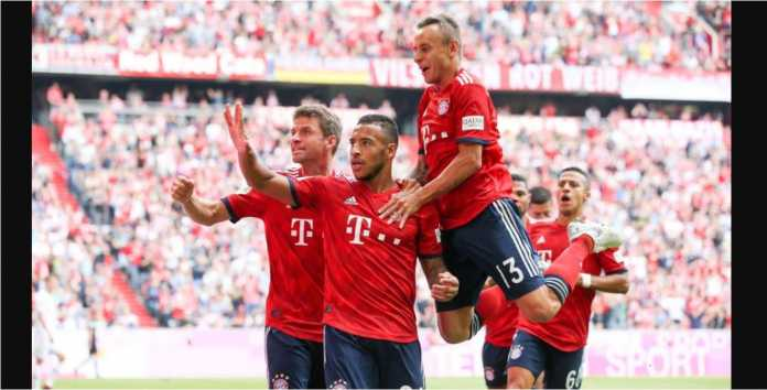 Hasil Bayern Munchen vs Bayer Leverkusen, Liga Jerman