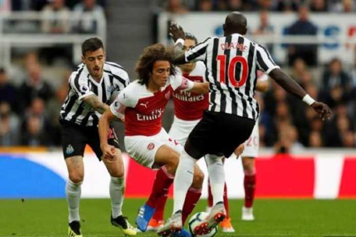 Hasil Bola, Arsenal, Newcastle United