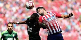 Hasil Bola, Atletico Madrid, Eibar