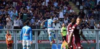 Hasil Bola, Napoli, Torino