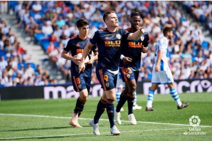 Hasil Bola, Real Sociedad, Valencia