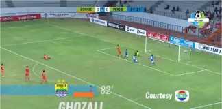 Hasil Borneo Fc vs Persib Bandung