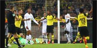 Hasil Pertandingan Borussia Dortmund vs Eintracht Frankfurt