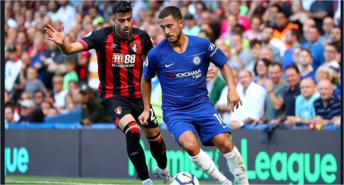 Hasil Chelsea vs Bournemouth