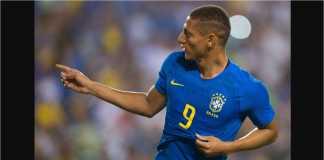 Hasil El Salvador vs Brasil