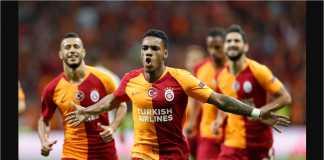 Hasil Galatasaray vs Lokomotiv Moscow, Liga Champions