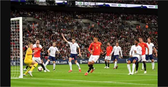 Hasil Inggris Vs Spanyol Uefa Nations League
