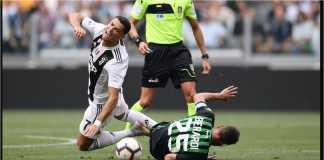 Hasil Juventus vs Sassuolo, Liga Italia