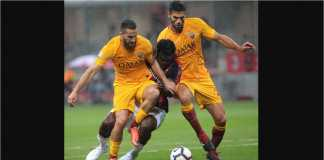 Hasil Liga Italia, AC Milan vs AS Roma