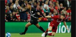 Hasil Liverpool vs PSG, Liga Champions