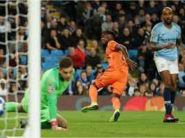 Hasil Manchester City vs Lyon, Liga Champions