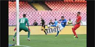 Hasil Napoli vs Fiorentina, Liga Italia