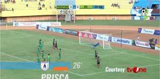 Hasil Persipura Jayapura vs Sriwijaya FC, Liga 1 Indonesia
