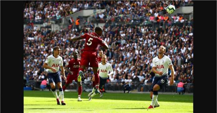 Hasil Pertandingan Tottenham Hotspur vs Liverpool, Liga Inggris
