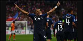 Hasil Prancis vs Belanda, UEFA Nations League