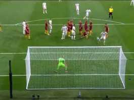Hasil Real Madrid vs AS Roma, Liga Champions