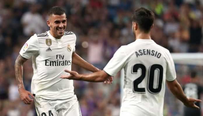 Real Madrid harus bersusah payah mengalahkan Espanyol dengan hasil skor tiipis melalui satu-satunya gol yang dicetak oleh Marco Asensio di babak pertama
