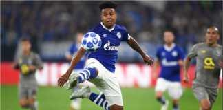 Hasil Schalke 04 vs Porto, Liga Champions