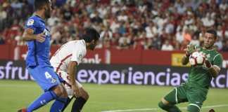 Hasil Sevilla vs Getafe, Liga Spanyol