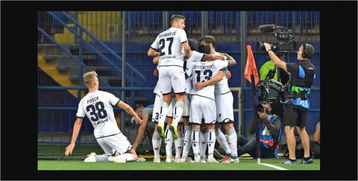 Hasil Shakhtar Donetsk vs Hoffenheim, Liga Champions