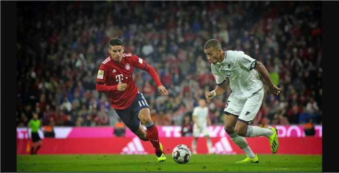 Hasil Stuttgart vs Bayern Munchen
