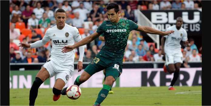 Hasil Valencia vs Real Betis, Liga Spanyol