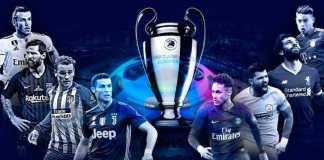 Jadwal Liga Champions UEFA