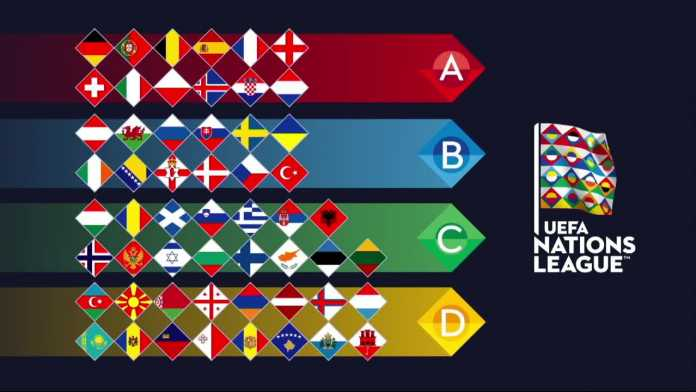 Jadwal Pertandingan UEFA Nations League 2018