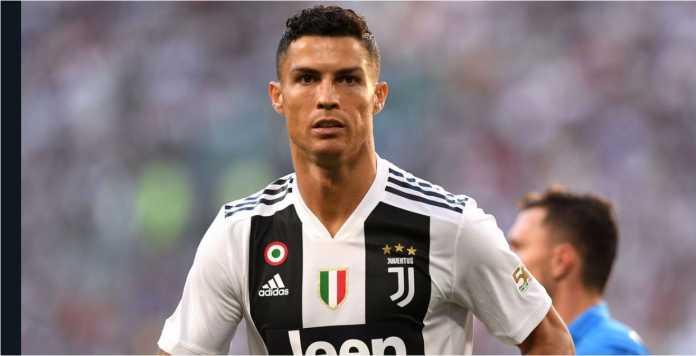 Juventus vs Napolo, Cristiano Ronaldo