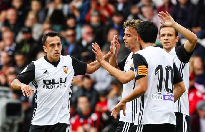 Levante vs Valencia, Liga Spanyol