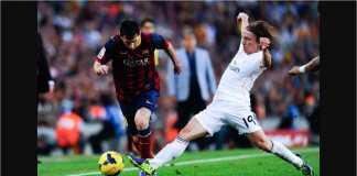 Lionel Messi, Luka Modric