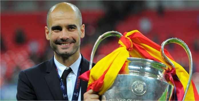 Pep Guardiola, Liga Champions