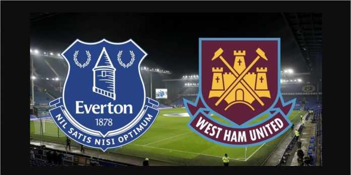 Prediksi Bola Everton vs West Ham United, Liga Inggris
