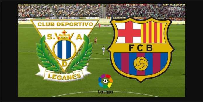 Prediksi Bola Leganes vs Barcelona