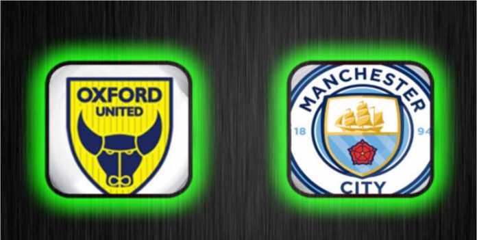 Prediksi Bola Oxford vs Manchester City