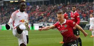 Prediksi Bola, RB Leipzig, Hannover