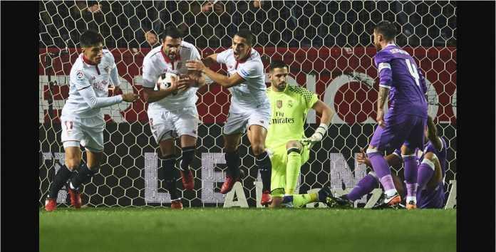 Prediksi Bola Sevilla vs Real Madrid, Liga Spanyol