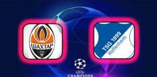 Prediksi Bola, Shakhtar Donetsk, Hoffenheim