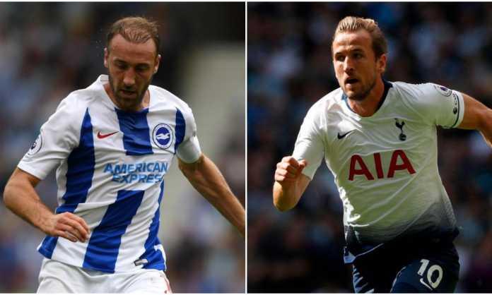 Prediksi Brighton vs Tottenham Hotspur, Liga Inggris
