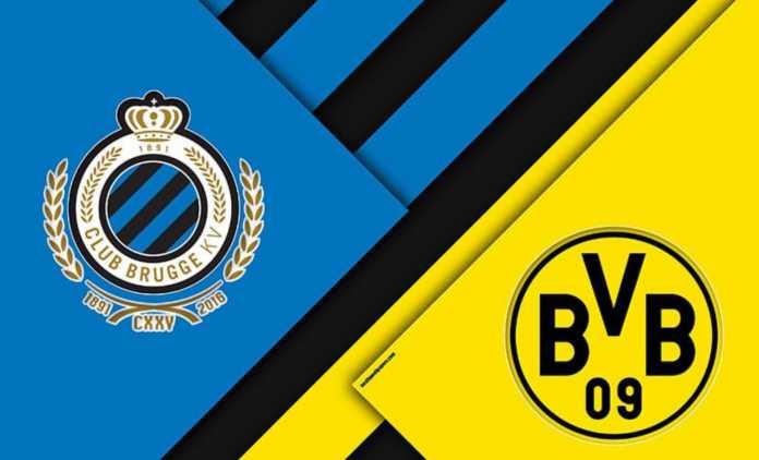 Prediksi Club Brugge vs Borussia Dortmund, Liga Champions