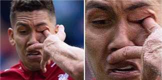 Roberto Firmino, Jan Vertonghen, Tottenham vs Liverpool