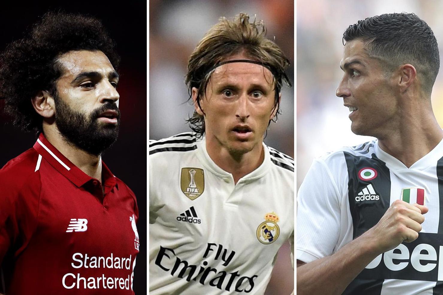 Ini Dia Pilihan Eden Hazard Untuk Pemain Terbaik FIFA