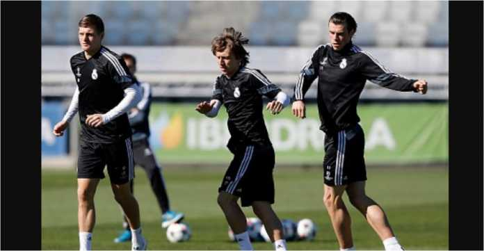 Toni Kroos, Gareth Bale, Real Madrid