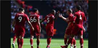 Tottenham Hotspur vs Liverpool, Liga Inggris
