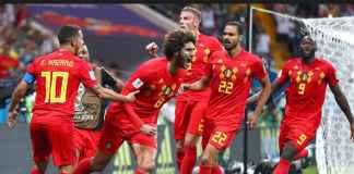 FIFA, Timnas Belgia