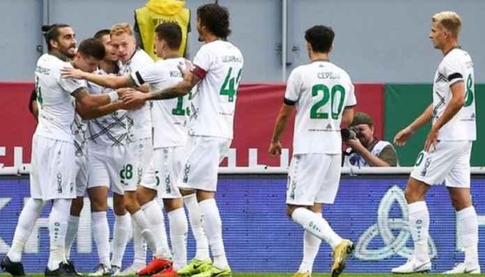 Skuad Rubin Kazan tak bisa berlaga di Liga Champions maupun Liga Europa jika mereka lolos kualifikasi selama dua musim ke depan, karena lakukan terus-menerus lakukan pelanggaran FFP.
