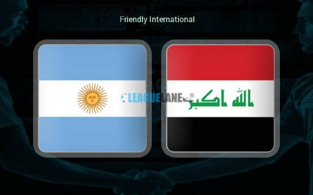 irak contra argentina