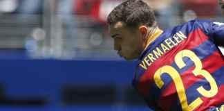 Berita Bola - Barcelona kehilangan Thomas Vermaelen yang cedera di laga Timnas Belgia kontra Swiss pekan ini.
