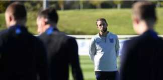 Berita Bola - Gareth Southgate diyakini ubah formasi skuadnya - terutama lini belakang, saat hadapi Timnas Inggris bertemu Timnas Kroasia, Sabtu (13/10) dinihari nanti.